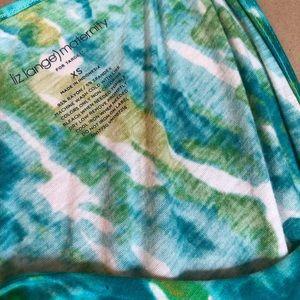 Liz Lange for Target Dresses - Lange Maternity Maxi Dress